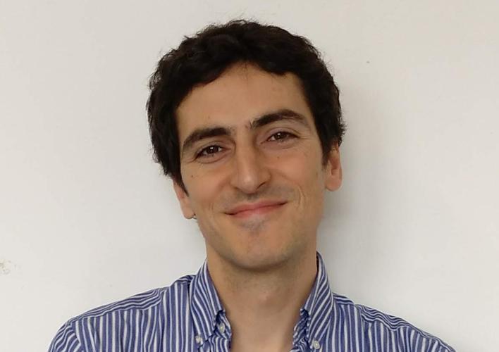 Portrait Gabriel Madirolas Perez